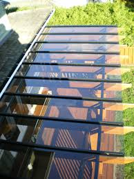 Pergola Covers Glass