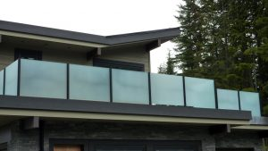 Glass Railings Installation