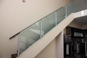Vancouver Interior Glass Railings Installations