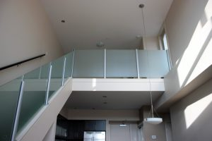 Vancouver Interior Glass Railing Installations