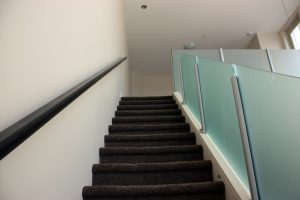 Interior Glass Railing Installation Vancouver
