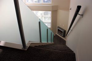 Vancouver Interior Glass Railing