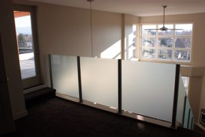 Vancouver Interior Glass Railings