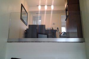 Interior Glass Railings Installations Vancouver