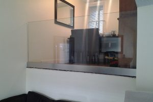 Interior Glass Railings Vancouver
