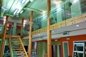 Vancouver Installation Glass Railings Installations