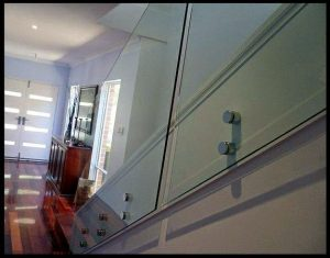 Seamless Frameless Railing Glass Installations