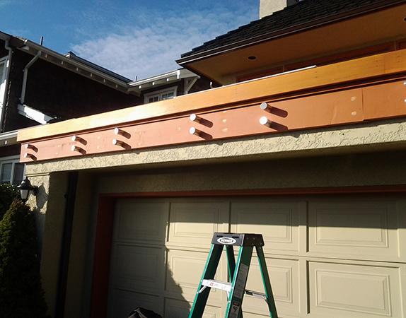 Vancouver Seamless Frameless Glass Railing Installations