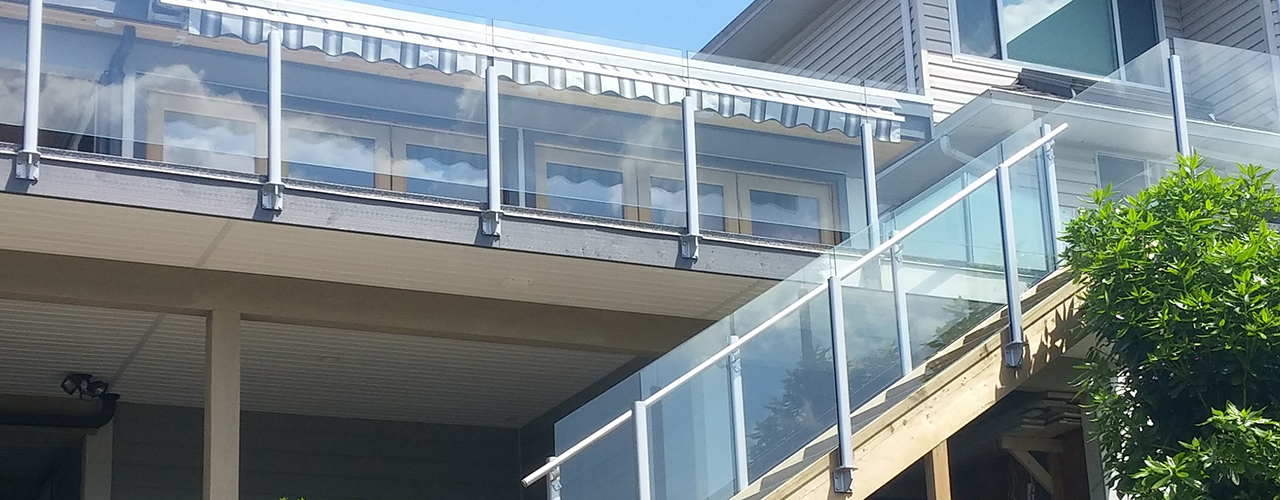 Vancouver Topless Glass Stairs